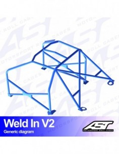 Kit de admisión K&N Audi TT 8N 150/180CV