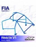 Kit de admisión K&N Volkswagen Golf V 2.0FSi