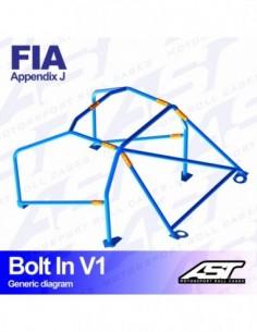 Adaptador para el tablier Race Sport de 1 agujero