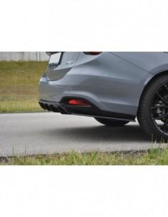 Apoyabrazos universal ABS negro Car+