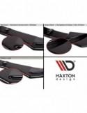 Juego de carcasas de retrovisor cromadas para Seat Leon 05-