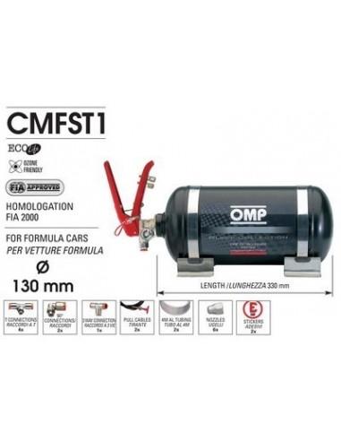 Sistema extinción OMP CMFST1