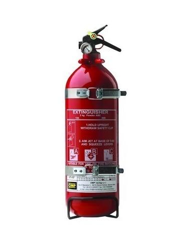 Extintor OMP Aluminio