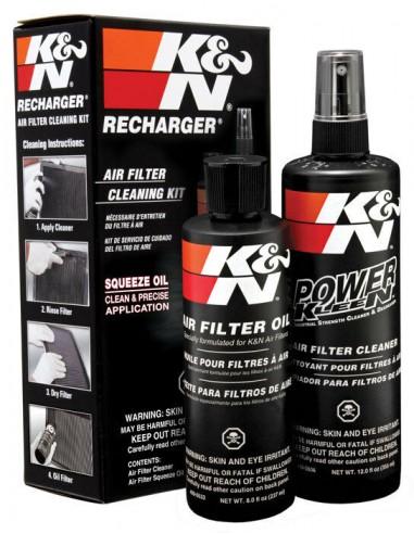 Kit de limpieza filtros K&N