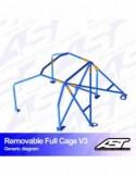 Kit de muelles ST Suspensions Alfa Romeo 156 97-05 (40/40)
