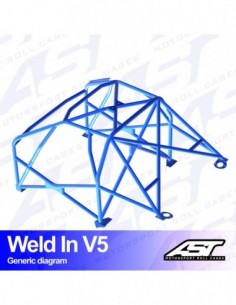 Kit de muelles ST Suspensions Audi A1 10- (30/30)