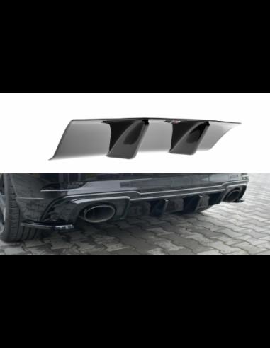 Difusor trasero Audi RS3 8V FL Sportback