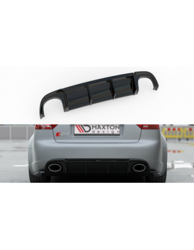 Difusor trasero Audi RS4 B7