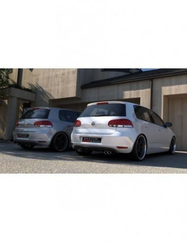 Difusor trasero VW GOLF VI Con 1...