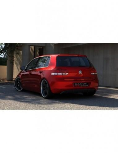 Difusor trasero VW GOLF VI Sin...