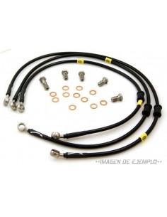 Portaequipajes de techo Cruz Modul-Rack Alu 4x4 BMW X3 5p (E83 - railing)